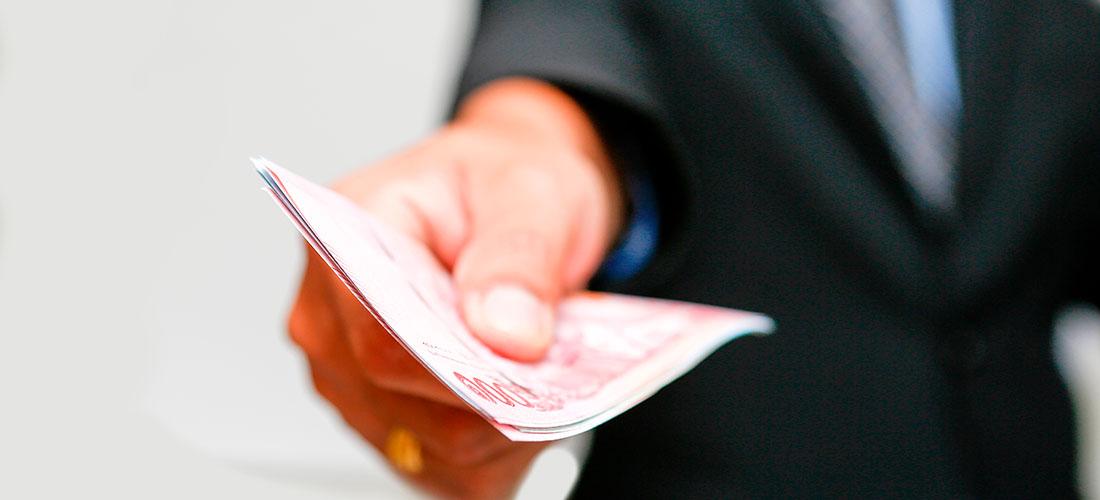 Concesión de un préstamo en Aragón aun estando en Asnef
