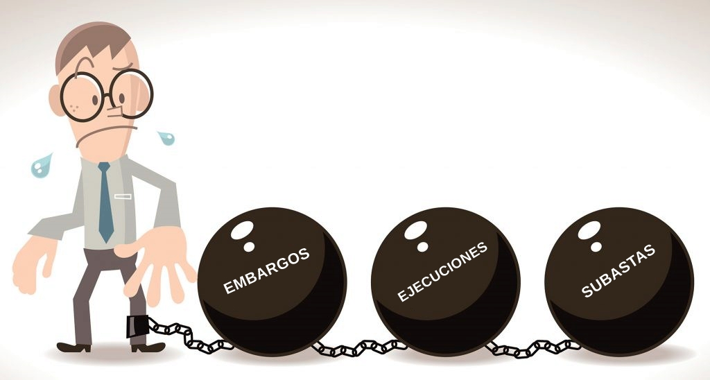 impagos y embargos